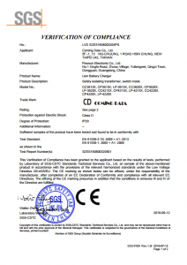 SGS-sertifikatas